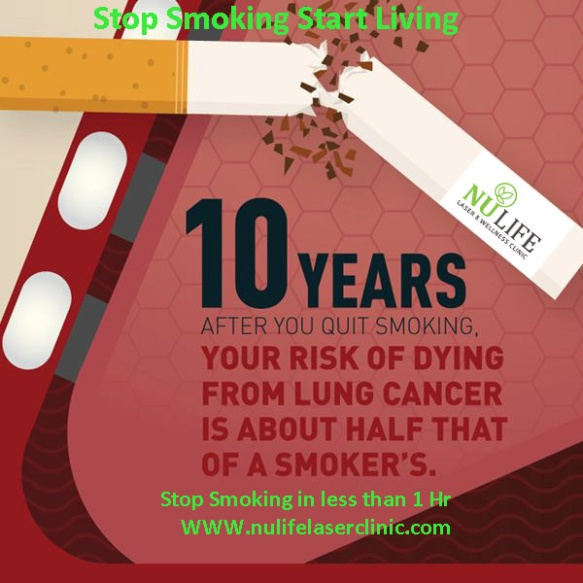Stop Smoking in less than one hour.