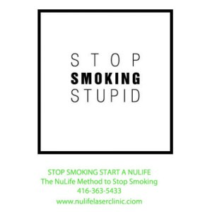 Laser Stop Smoking Toronto, Woodbridge, Oakville